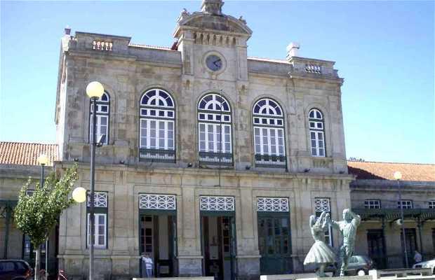 Estación de Tren de Viana do Castelo