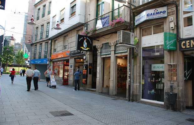 Calle de la Peregrina