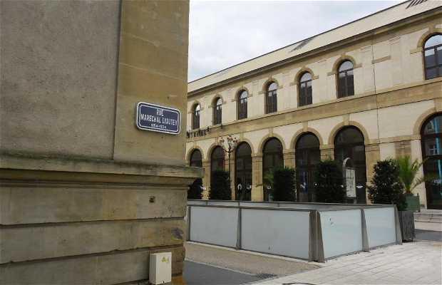 Rue du Maréchal Lyautey