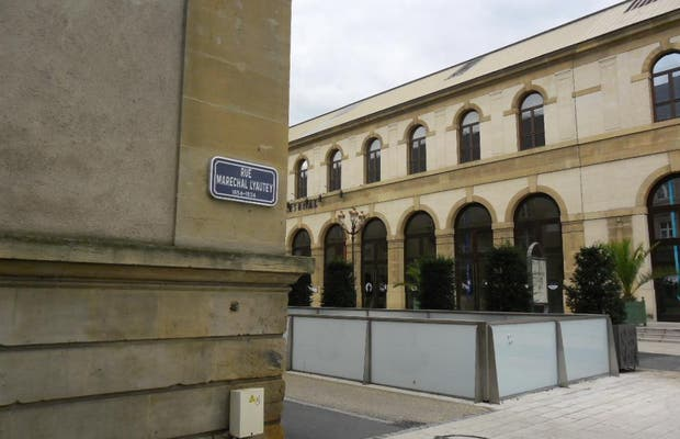Street of Maréchal Lyautey