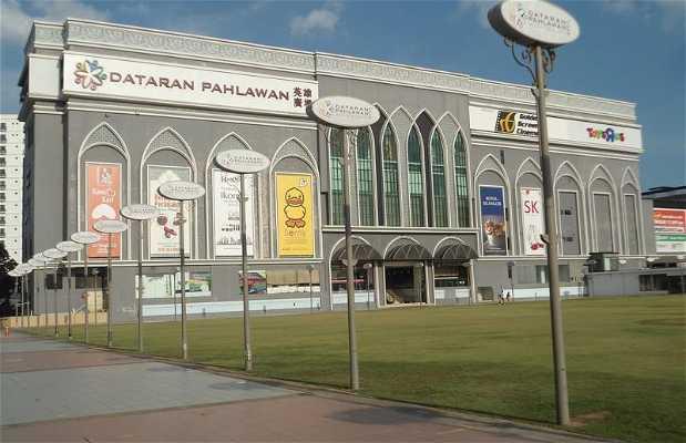 Dataran Pahlawan Mall