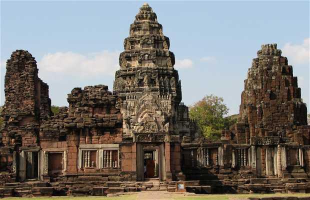 Temple Prasat Hin Phimai