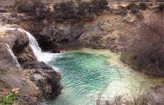 Cascada de los Leones