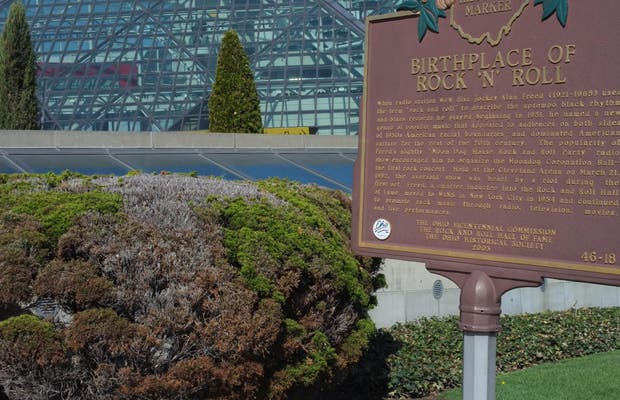 Rock & Roll Hall of Fame and Museum