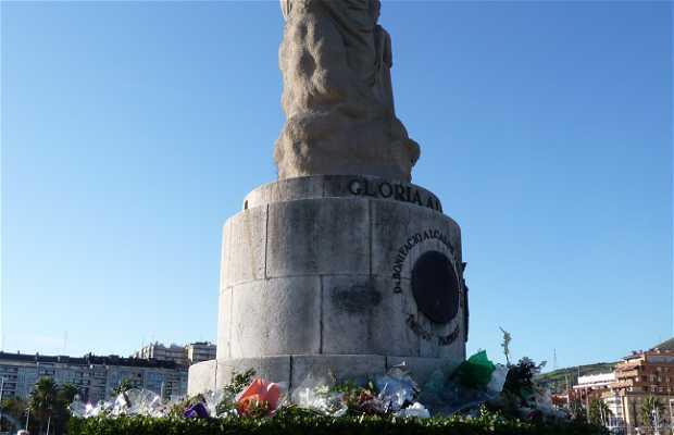 Monumento a la Virgen del Carmen