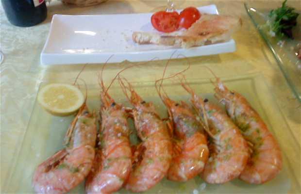Restaurante Casa Font de l'Alzina