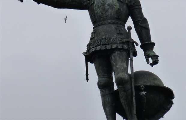 Monumento Don Infante a Enrique el Navegante