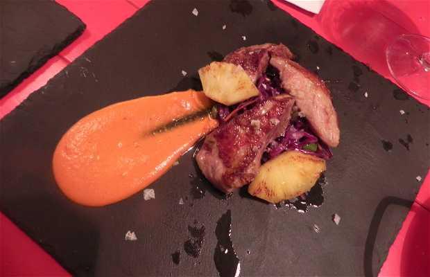 Restaurante La Bulla
