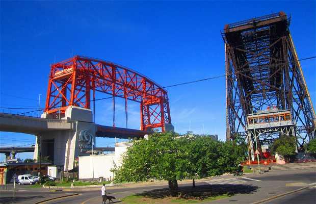 Pont transbordeur Boca