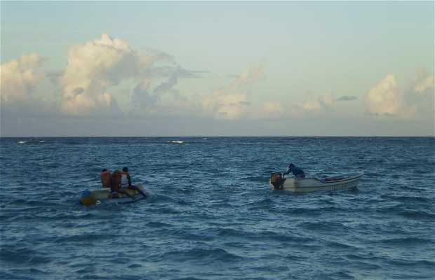 Esportes Aquáticos em Cortecito