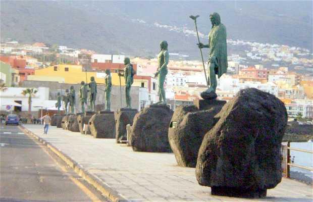 Paseo de San Blas