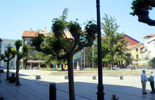 Plaza Álvarez Acebal