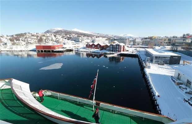 Puerto de Finnsnes