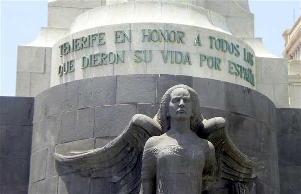 Monumento ai caduti a Santa Cruz de Tenerife