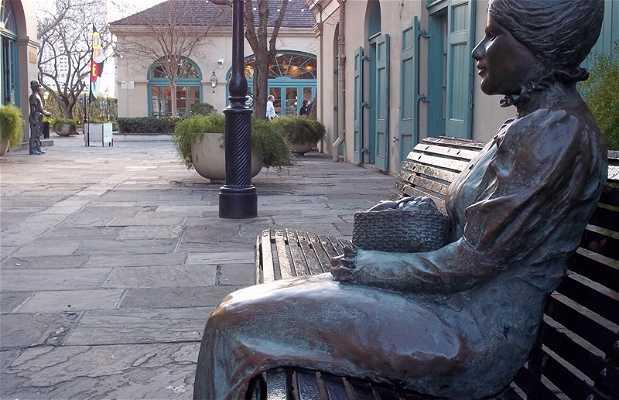 Estatua Martha