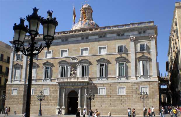 Palácio do Governo da Catalunha