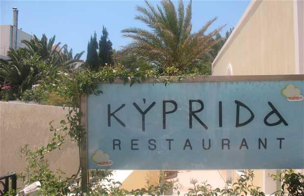 Restaurant Kyprida