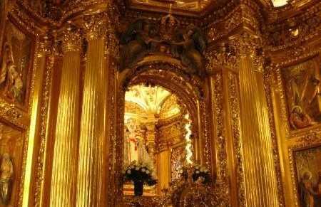 Virgen De La Fuensanta