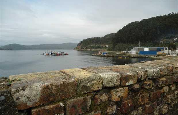 Vista desde el fuerte