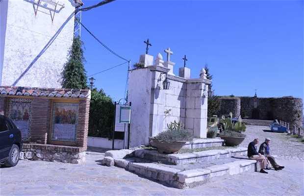 Las Cruces de Benadalid
