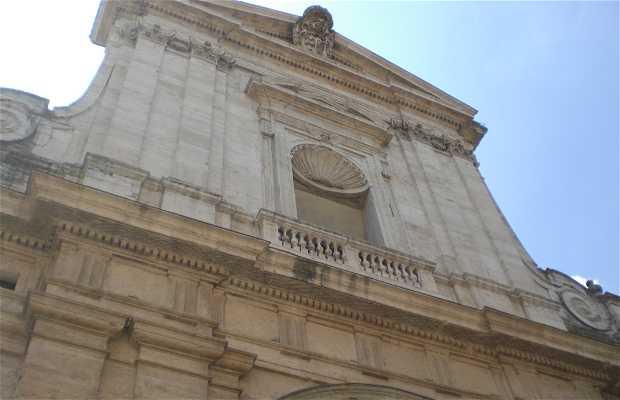 Chiesa di San Giacomo a Roma