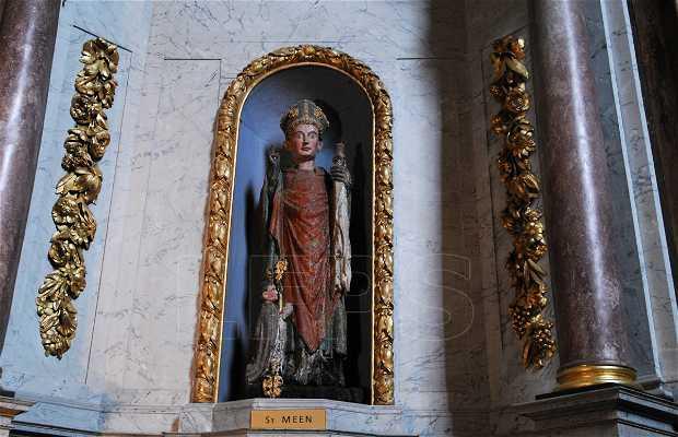 Abadia de Nuestra Señora de Paimpont