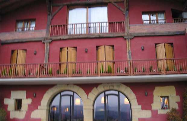 Hotel restaurante Usategieta