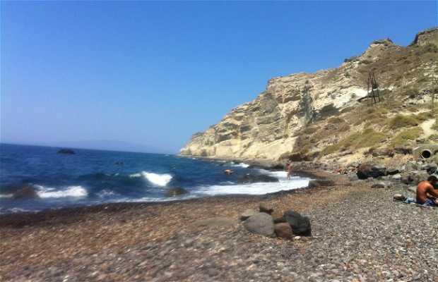 Playa Ammoudi
