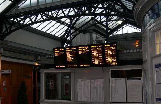 Estación de tren en Stirling