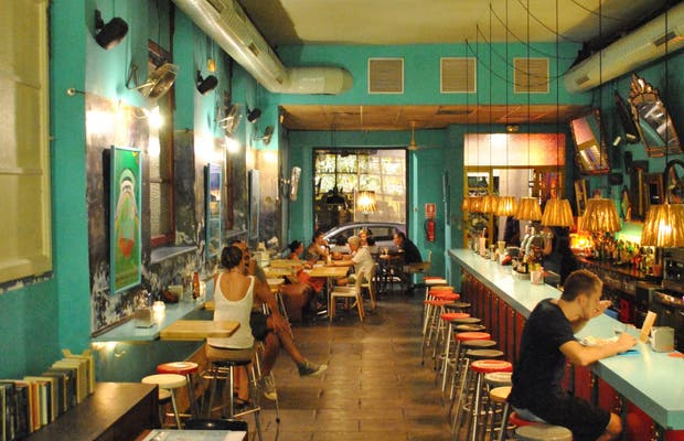 Restaurante Margarita Blue