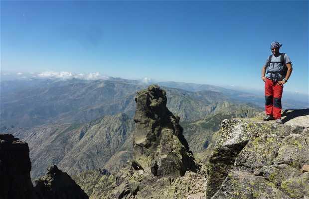 Ascension du Pic Almanzor