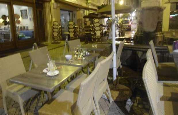 Café Le vieil Antibes