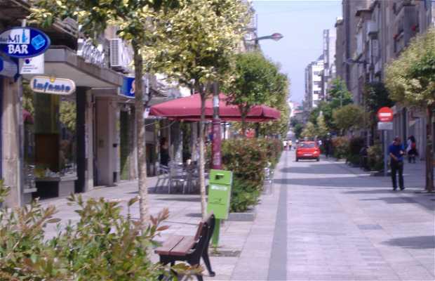 Centro Comercial abierto El Calvario