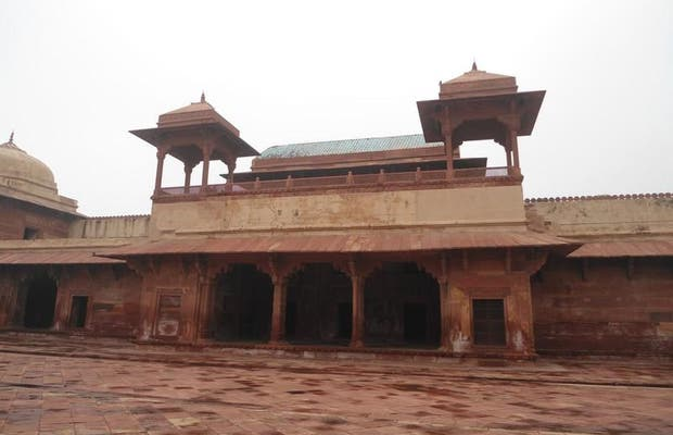Ex Palacio de Fatehpur