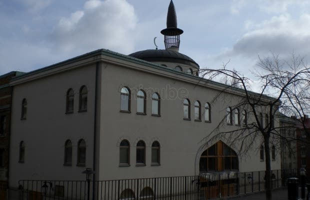 Mezquita de Estocolmo