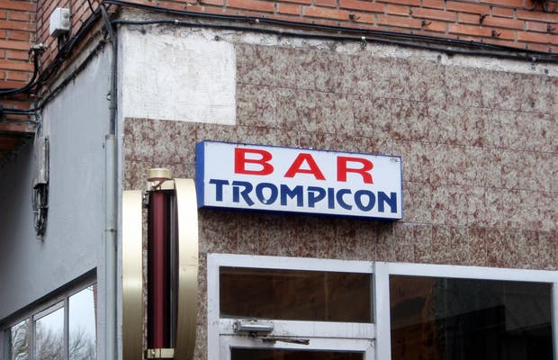 Restaurant bar Trompicón