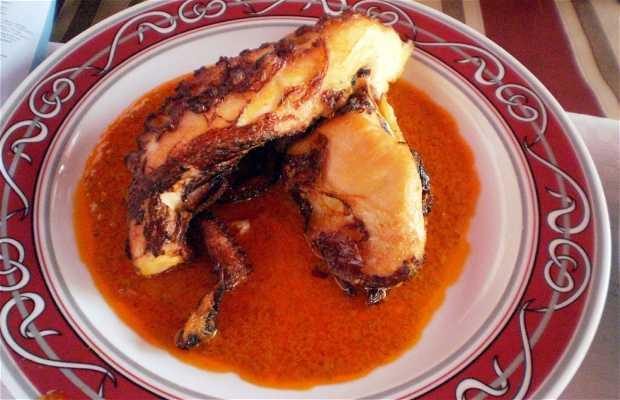 Restaurante Maga a Puerto de la Cruz