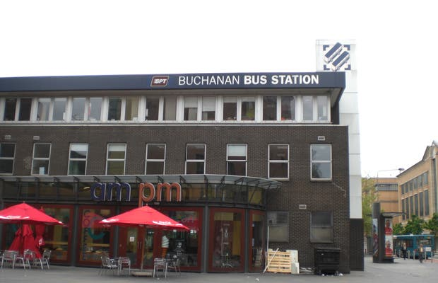Estación de autobuses Buchanan
