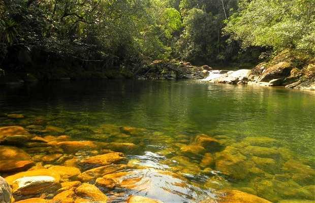 Piscinas Naturales Playa de Lage - Isla de Cardoso