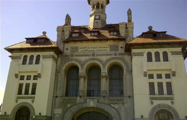 Museo nacional de Historia y arqueología de Constanza