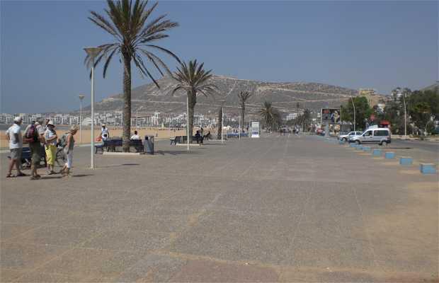 Corniche d'Agadir