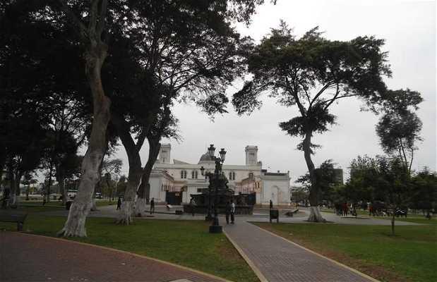 Parque Neptuno
