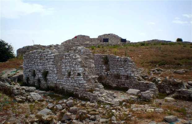 Iglesia del Monte Bárbaro
