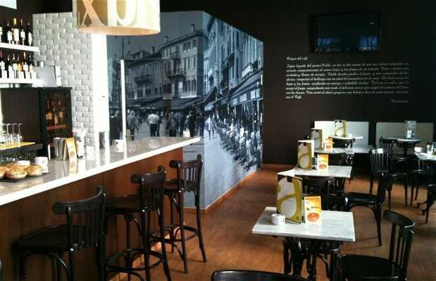 Cafetería Expressate