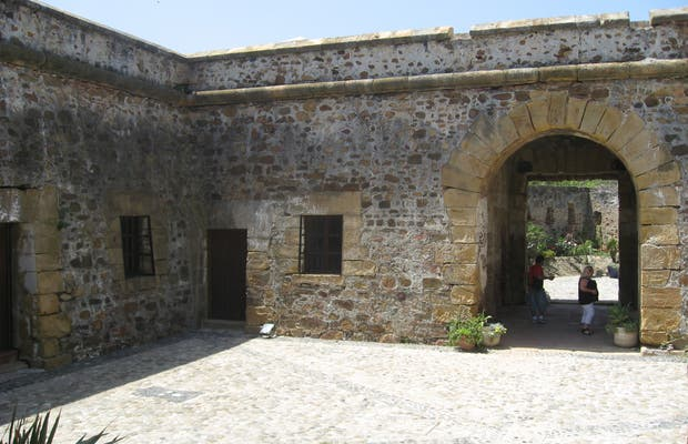 The Castle of the Duchess or Sabinillas Fortin