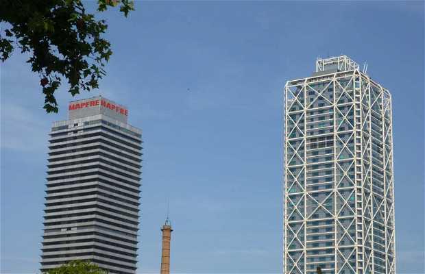 Las torres del Port Olímpic