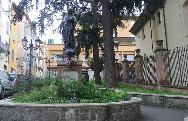 Giardino di Corso Calasanzio