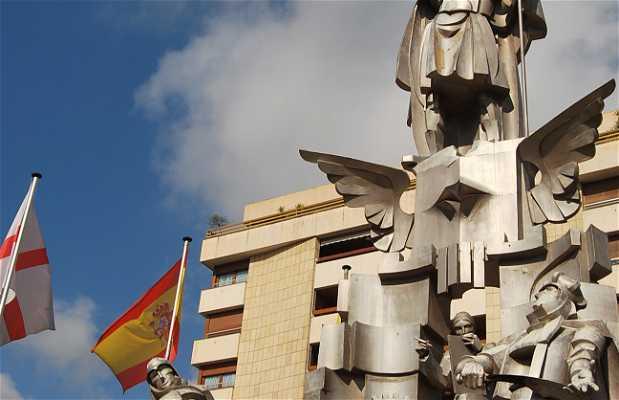 Monumento a San Jorge