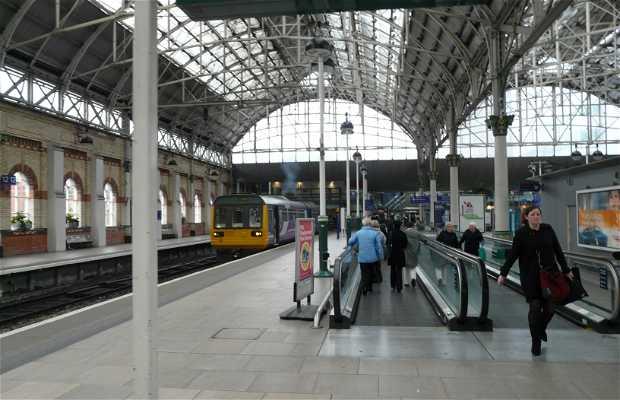 Stazione di Manchester Piccadilly