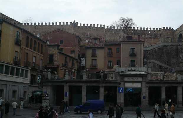 Muraglia di Segovia